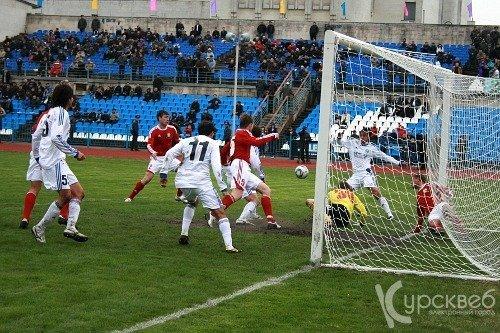 Авангард (Курск) 1-1 ФК Губкин (Губкин)